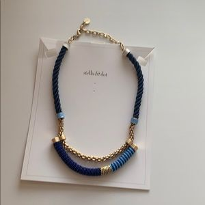 Stella & Dot Marine Collar